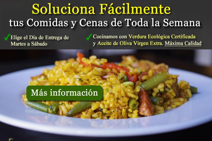 Blog de alimentos ecol gicos a domicilio en madrid y toledo - Cocina casera a domicilio ...