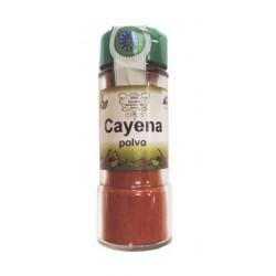 Cayena en Polvo 40 Gr (Biocop)