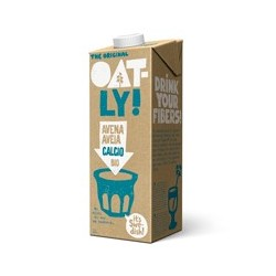 Bebida de Avena Calcio Plus 1 L (Oatly)