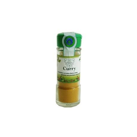 Curry en Polvo 30 Gr (Biocop)
