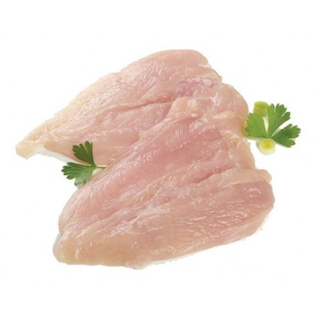 Pechuga de Pollo Ecológico Fileteada, Pack 0,4 Kg