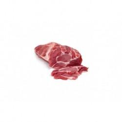 Cabezada de Cerdo Ecológica Fileteada, Pack 0,5 Kg