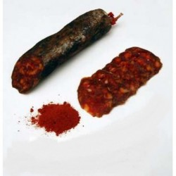 Chorizo Ibérico de Bellota Ecológico, Pieza 200 Gr Aprox