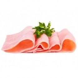 Jamón Cocido de Cerdo Ecológico, Pack 100 Gr