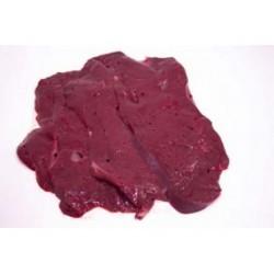 Hígado de Ternera Asturiana Ecológica , Pack 0,4 Kg