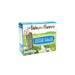 Pan de Flores de Trigo Sarraceno Sin Sal 150 Gr (Le Pain des Fleurs)