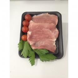 Escalopines de Cerdo, Pack 0,4 Kg