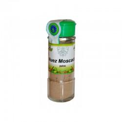 Nuez Moscada en Polvo 40 Gr (Biocop)