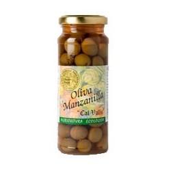 Aceituna Manzanilla Eco 200 Gr (Cal Valls)