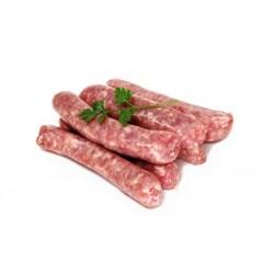 Salchichas de Cerdo Frescas Ecológicas Ecoviand, Pack 0,400 Kg