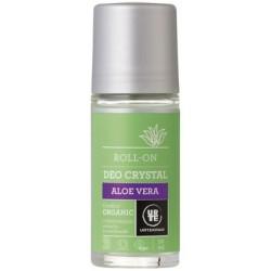 Desodorante Roll-on Aloe Vera 50 Ml (Urtekram)