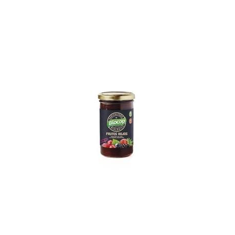 Compota de Frutos Rojos, 280 Gr (Biocop)