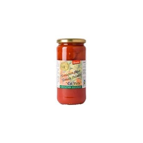Tomate Entero Pelado 660 Gr (Cal Valls)