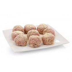 Albóndigas de Pollo Ecológico, Pack 0.400 Kg (Madrygall)