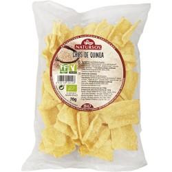 Chips de Quinoa 70 Gr (Natursoy)