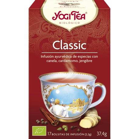Yogi Tea Classic 17 x 2 Gr (Yogi Tea)