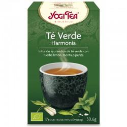 Yogi Tea Verde Armonía 17 x 2 Gr (Yogi Tea)