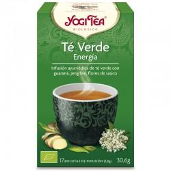 Yogi Tea Verde Energía 17 x 2 Gr (Yogi Tea)