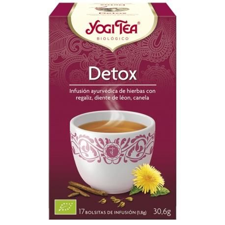 Yogi Tea Detox 17 x 1.8 Gr (Yogi Tea)