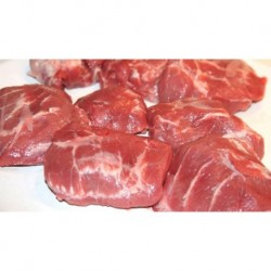 Carrillera de Cerdo Fresco, Pack 0,5 Kg