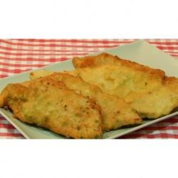 Filetes de Cerdo Empanados, Pak 0,4 Kg