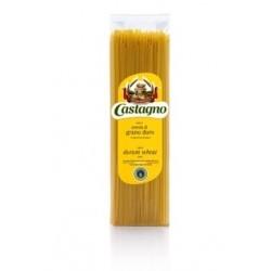 Espaguettis de Semola 500 Gr (Castagno)
