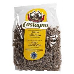 Espirales Integrales con Trigo Sarraceno 250 Gr (Castagno)