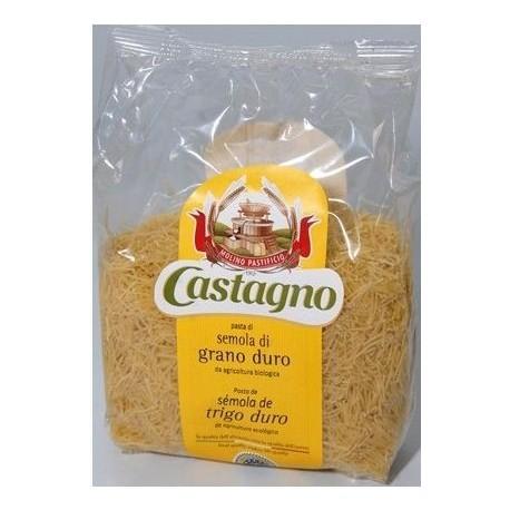 Fideos Finos 500 Gr (Castagno)