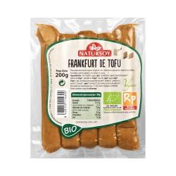 Frankfurt de Tofu 200 Gr (Natursoy)