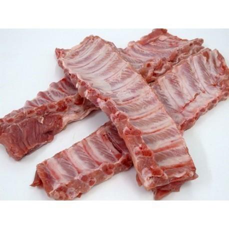 Costillas de Cerdo Ecológicas, Pack 0,5 Kg (Madrygall)