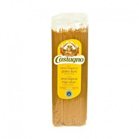 Tallarines de Sémola Integral 500 Gr (Castagno)