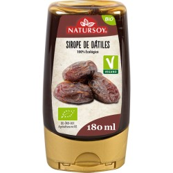 Sirope de Dátil 180 Ml (Natursoy)