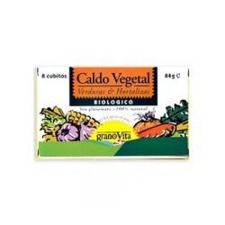 Caldo Vegetal en Cubitos (Granovita)