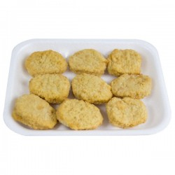 Nuggets de Pollo Ecológico, Pack 0,250 Kgs (Madrygall)