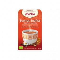 Yogi Tea Buenos Sueños 17 x 1.8 Gr (Yogi Tea)