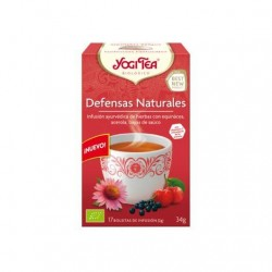 Yogi Defensas Naturales 17 x 1.8 Gr (Yogi Tea)