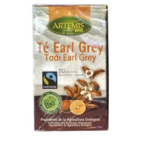 Te Earl Grey 20 Bolsitas (Artemis)
