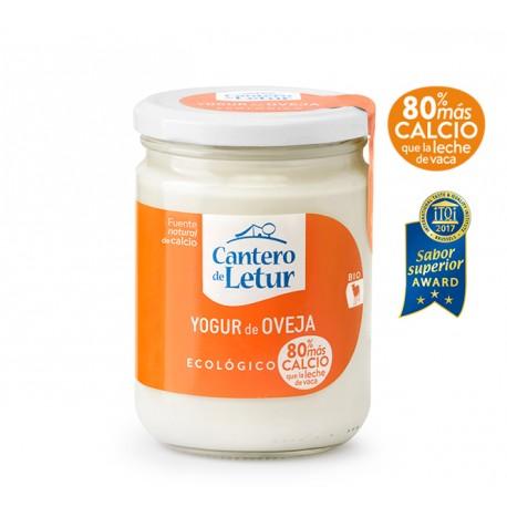Yogur de Oveja 420 Gr (Cantero de Letur)