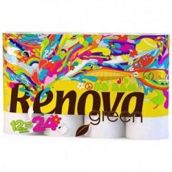 Papel Higiénico 100% Reciclado XXL (Renova-Green)