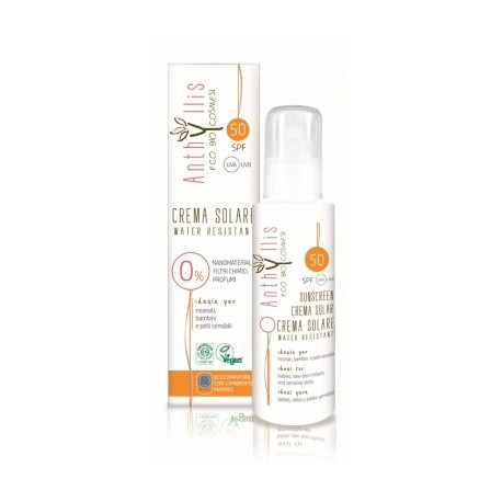 Spray Solar Eco SPF 50 100 Ml (Anthyllis)