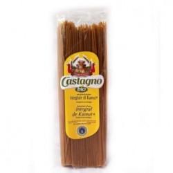 Espaguetis Integrales de Kamut 500 Gr (Castagno)