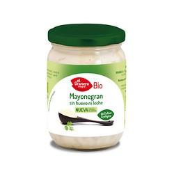 Mayonesa sin Huevo Bio 240 Gr (El Granero)