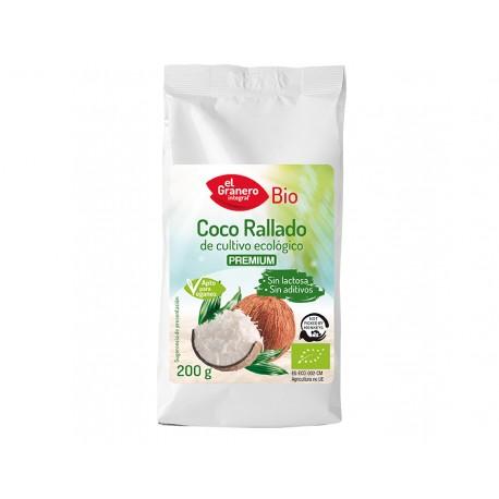 Coco Rallado Bio 200 Gr (El Granero)