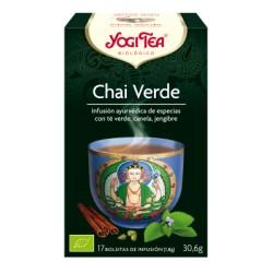 Yogi Tea Chai Verde 17 x 1.8 Gr