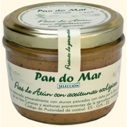 Pate de Atún con Aceitunas 125 Gr (Pan do mar)