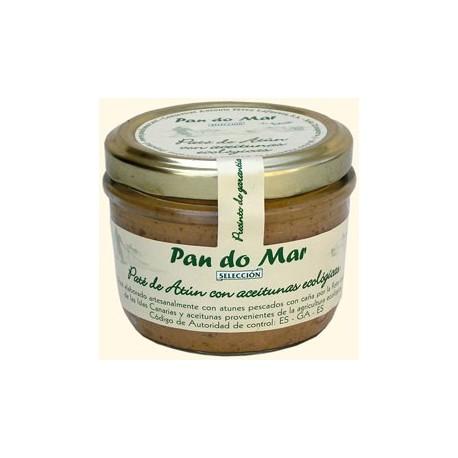Paté de Atún con Aceitunas 125 Gr (Pan do mar)