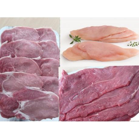 Lote Mixto de Carne N° 1