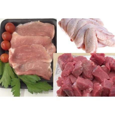Lote Mixto de Carne N° 3
