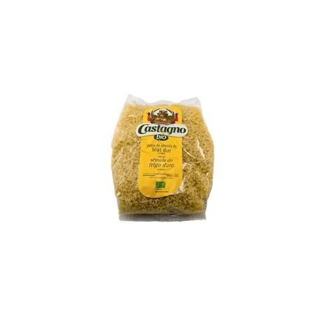 Sopa de Letras de Trigo Duro 500 Gr (Castagno)