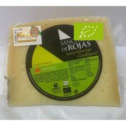 Queso Manchego Semicurado 400 Gr (Sánchez de Rojas)